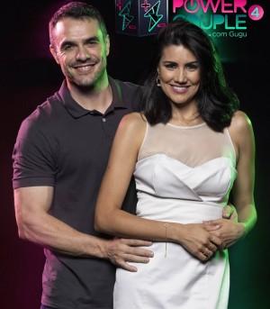 Daniel Saullo e Mariana Felício