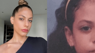 Ex-BBB Mari Gonzalez derrete fãs com clique da infância e surpreende com mudança mínima: