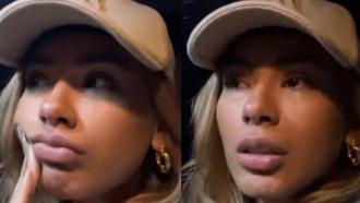 """Ex-BBB Pocah tem clipe mais caro da carreira censurado e chora em desabafo: """"Bem seletivo"""""""
