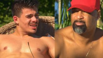 """Thomaz desmascara Dinei após fim das gravações da Ilha Record: """"Memória ruim"""""""