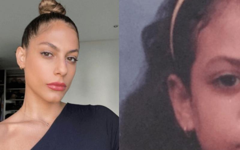 """Ex-BBB Mari Gonzalez derrete fãs com clique da infância e surpreende com mudança mínima: """"Mudei muito?"""