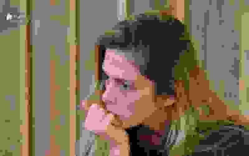 Rafael Ilha pede para Nadja manter o foco no jogo, se ela voltar da Roça