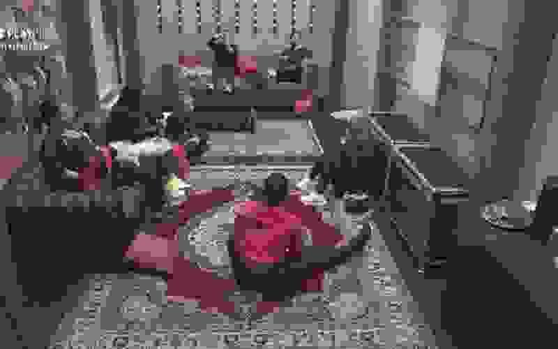 Concentração! Silêncio toma conta do camarim das mulheres - Power Couple Brasil 5