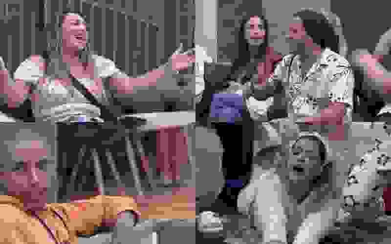 De funk a sertanejo: casais soltam a voz e dão show no Power Couple