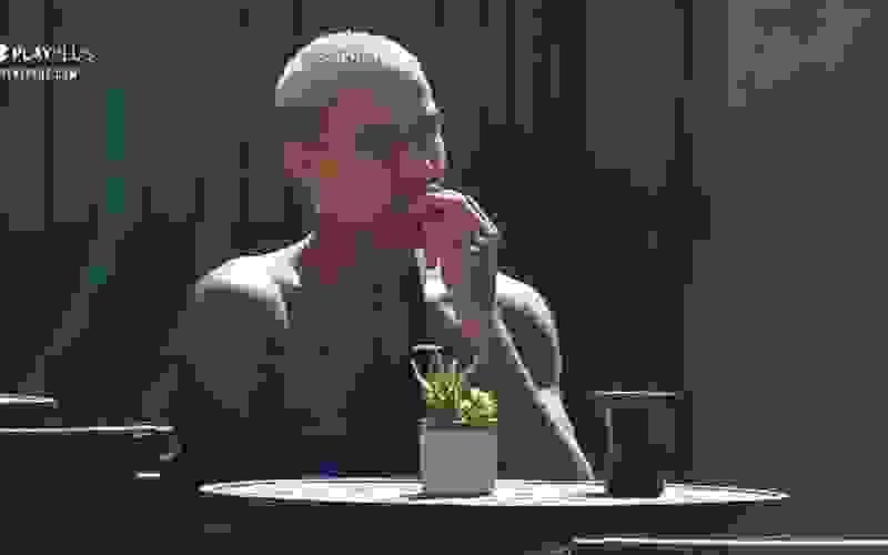 Matheus toma café da manhã sozinho e agradece permanência na Mansão - Power Couple Brasil 5